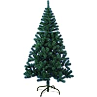 Árvore de Natal Pinheiro Verde Luxo 540 Galhos 1,80m + Brinde - Master Christmas