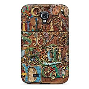 Perfect Hard Phone Covers For Samsung Galaxy S4 (aOd16877yDcK) Allow Personal Design High-definition Machine Head Band Image
