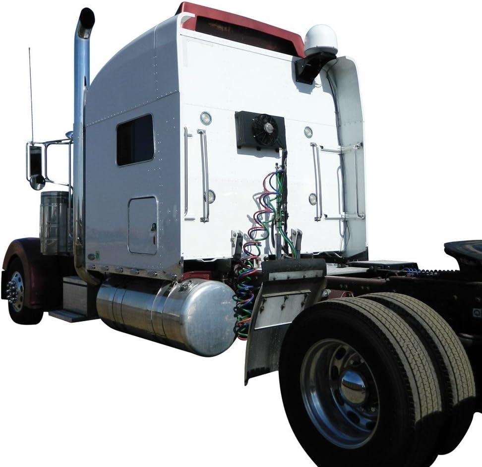 Winegard MT-SM10 Semi Truck Satellite Antenna Rear Cab Mount Truck Satellite...