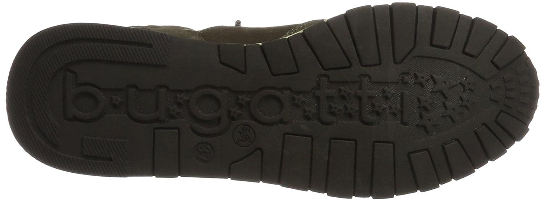 422285031464, Zapatillas para Mujer, Verde (Dark Green/Metallics 7190), 40 EU Bugatti