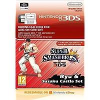 Super Smash Bros DLC [3DS Download Code]