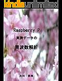 Raspberry Pi実測データの周波数解析