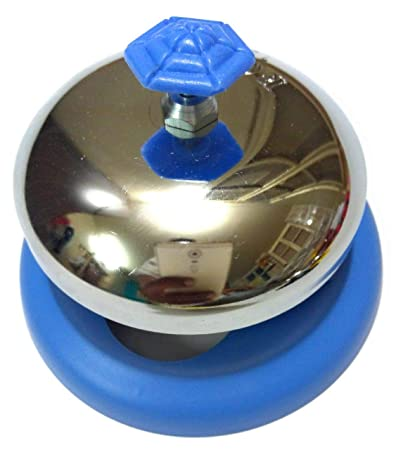 90 Degree Manual Push and Press Call Bell with Adjustable Ring Voice for Home and Offices