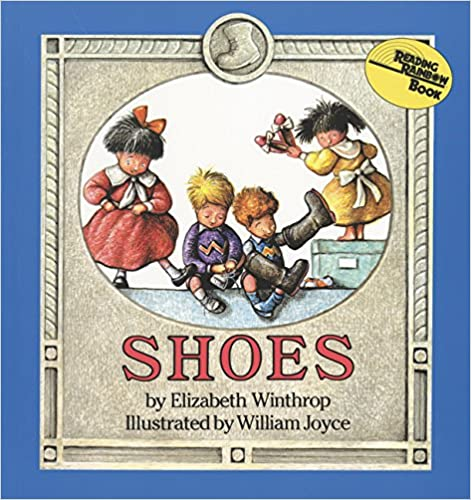 Shoes (Reading Rainbow Books) Book Pdf