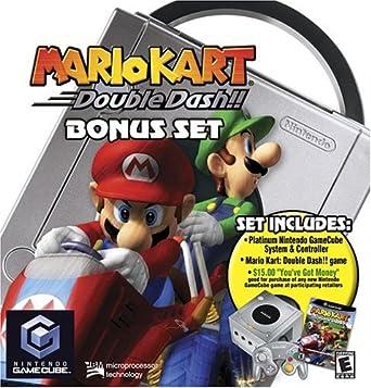Amazon Com Mario Kart Holiday Bundle Video Games