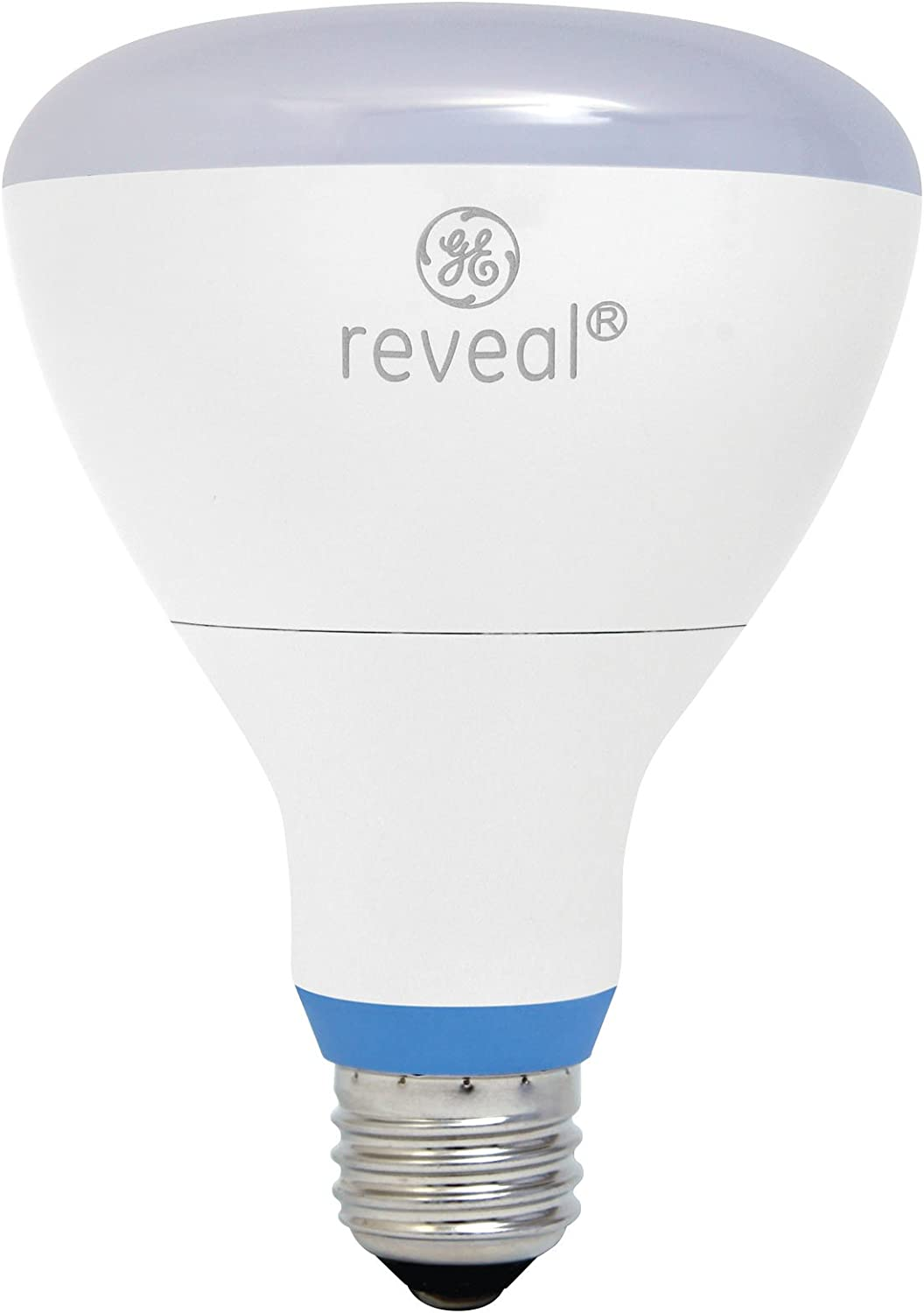 GE Lighting 92470 Reveal LED 10-Watt (65-Watt replacement), 650-Lumen R30 Bulb with Medium Base, 1-Pack