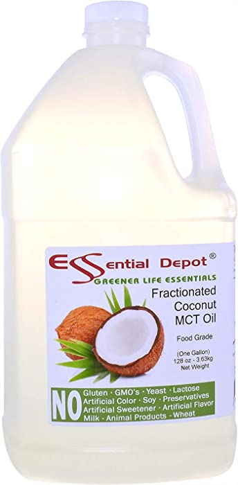 The Best Fractiionated Coconut Oil Food Grade