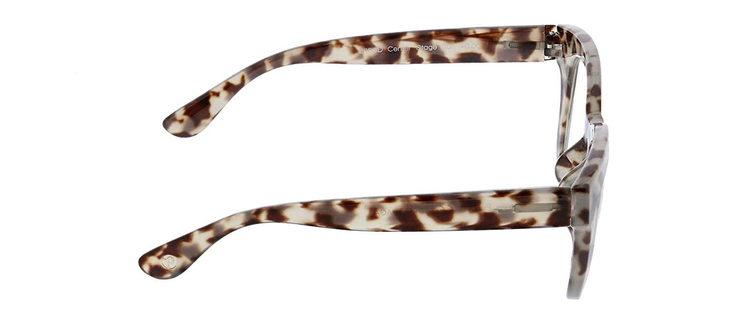 5f92a5d9440 Amazon.com  Peepers Women s Center Stage 2297100 Oval Reading Glasses