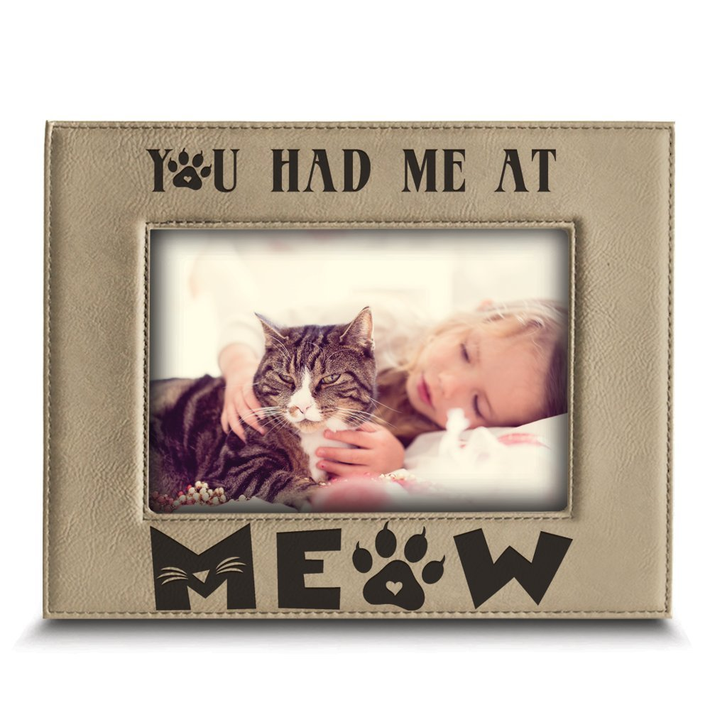 Amazoncom Bella Busta You Had Me At Meow Cat Lover Gift Cat