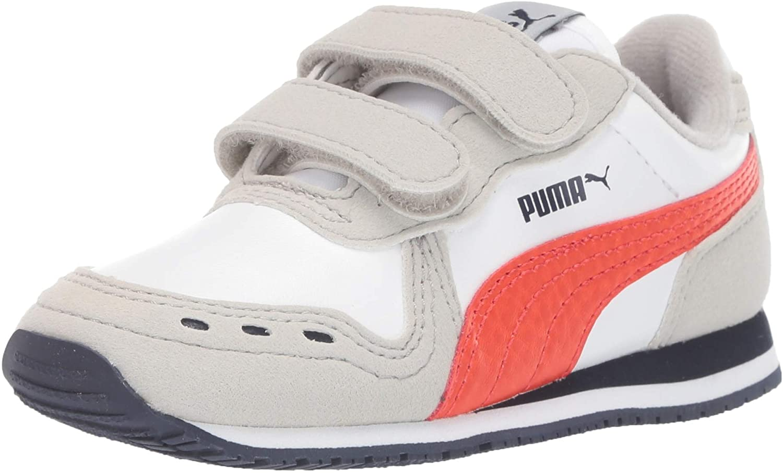 PUMA Cabana Racer Mesh V Kids Sneaker (Toddler/ Little Kid/ Big Kid)
