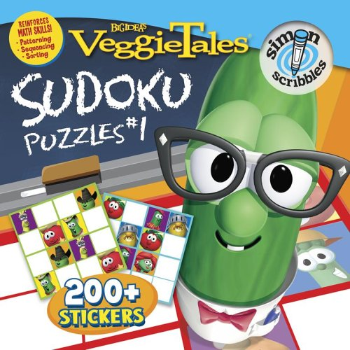 Download VeggieTales Sudoku Puzzles #1 pdf epub