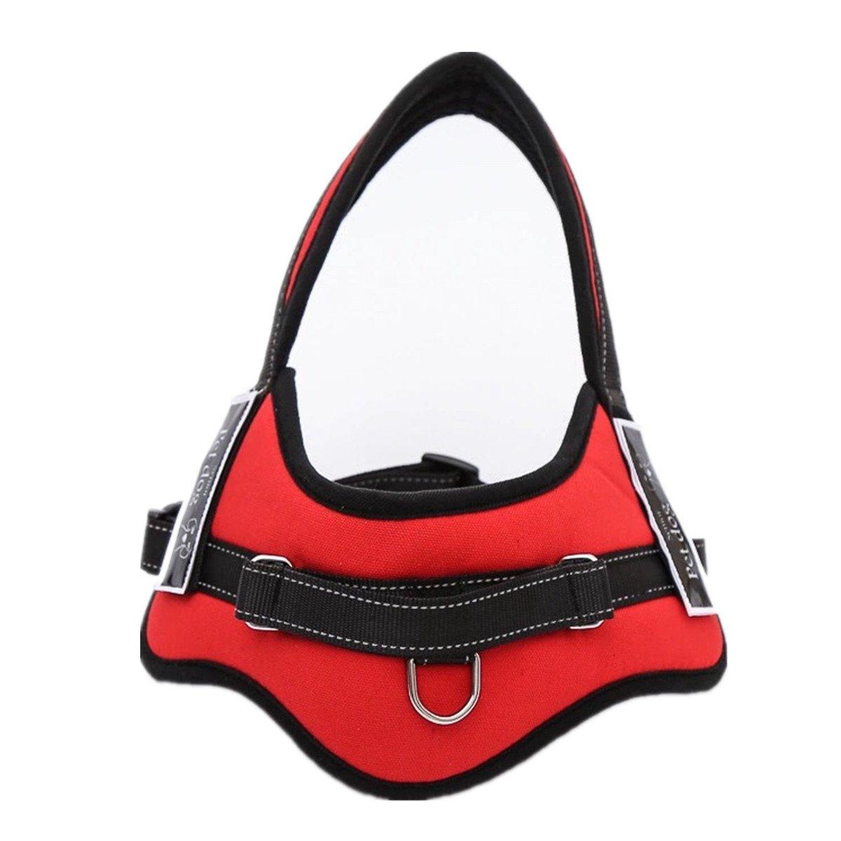 Arn/és para perros ajustable cintur/ón de seguridad soporte de pecho para perro grande medio