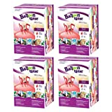 Balloon Time Jumbo 12'' Helium Tank Blend Kit (4 Boxes)