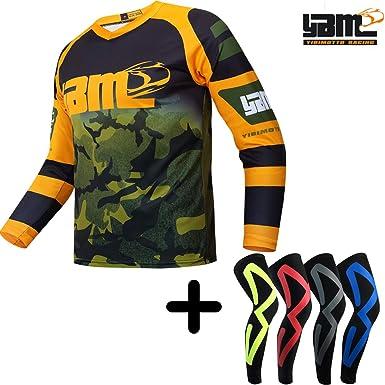 FOX Racing Long Sleeve Downhill Shirt Jersey Off-Road Mountain Bike Clothing