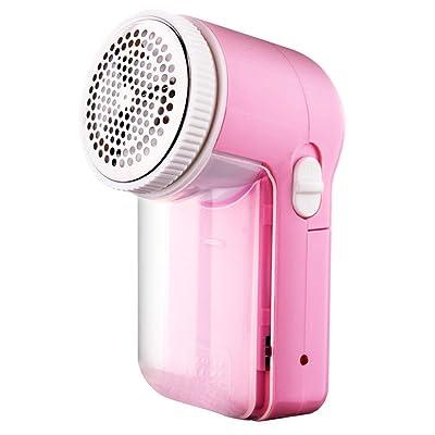 ANDE Rasoir Anti-Bouloche Portable Haute Qualité Mode Rasoir En Tissu , Pink
