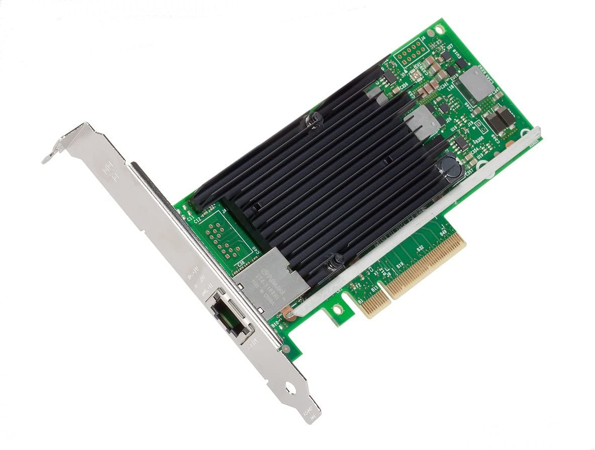 P Network adapter Intel Ethernet Converged Network Adapter X540-T1