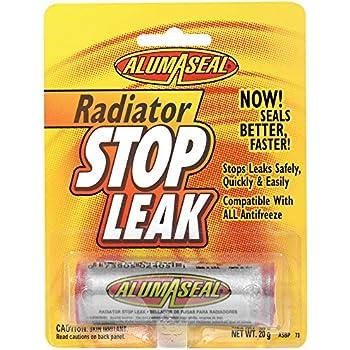 AlumAseal ASBPI12 Radiator Stop Leak Powder Blister Card - 20 g