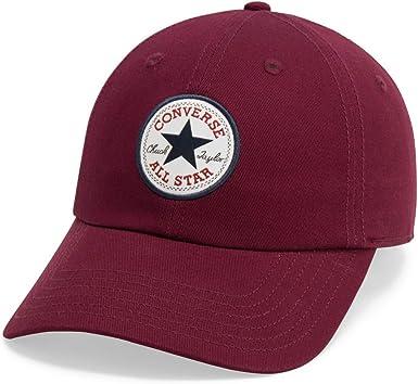 Converse Core Cap Caps, Unisex Adulto, 41301G1Y, Dark Burgundy ...