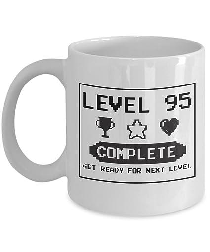 Happy 95th Birthday Mug Gaming Geek 1922