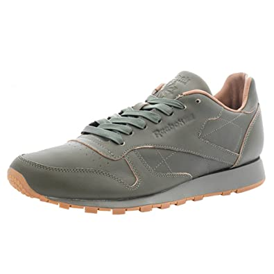 outlet on sale new collection sells Reebok Mens CL Leather Lux Kendrick