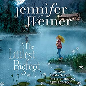 The Littlest Bigfoot Audiobook