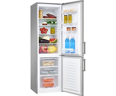 Amica Kühlschrank No Frost : Amica kgc e kühl gefrierkombination er breite edelstahl