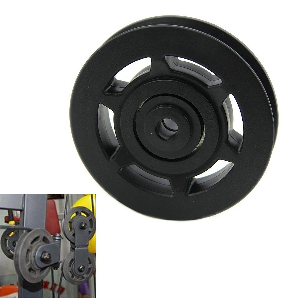 Polea con rodamiento HeroNeo universal de 95mm para aparatos de gimnasia HeroNeo® SP016