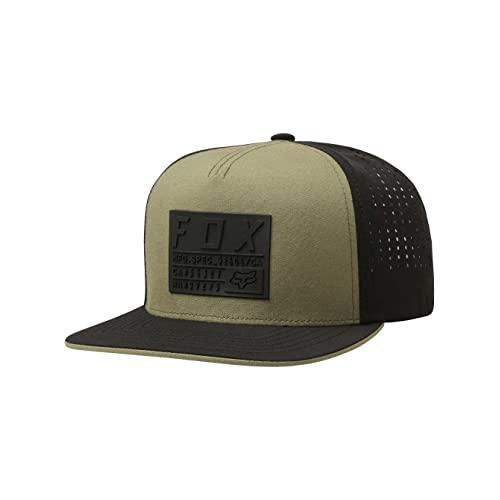 new style 0f8e2 154c0 australia fox racing maneuver hat c00ca c4ddb  sweden fox racing mens  redplate tech snapback adjustable hats bf43e e0034