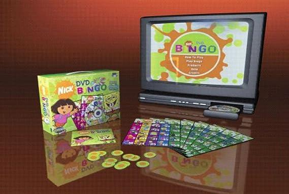 Nick Junior DVD Bingo Game: Amazon.es: Juguetes y juegos