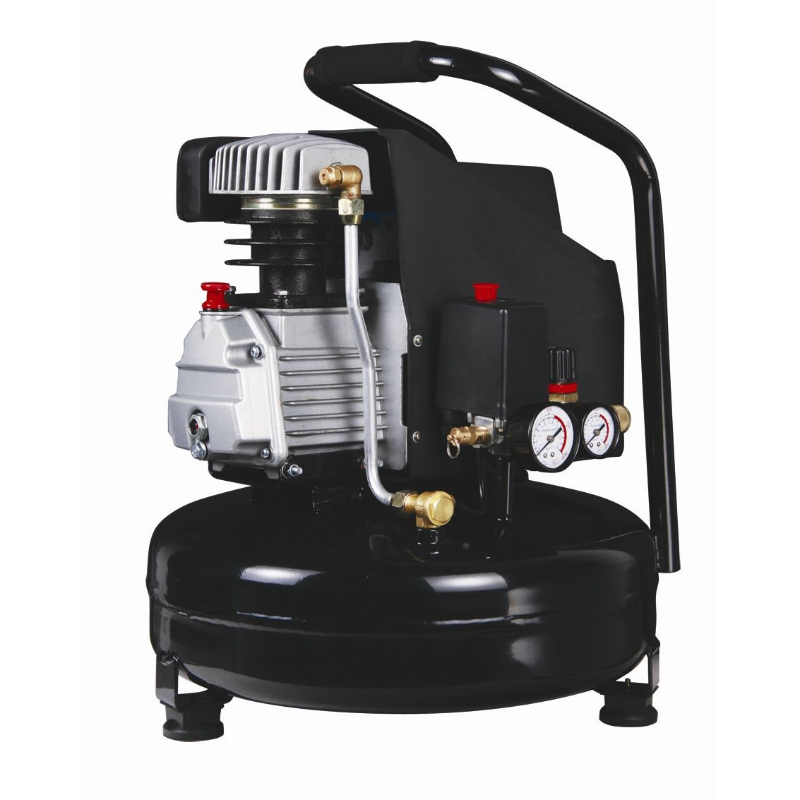 2HP Pancake Air Compressor - 4 Gal, 4.2 SCFM @ 90 PSI by True Power