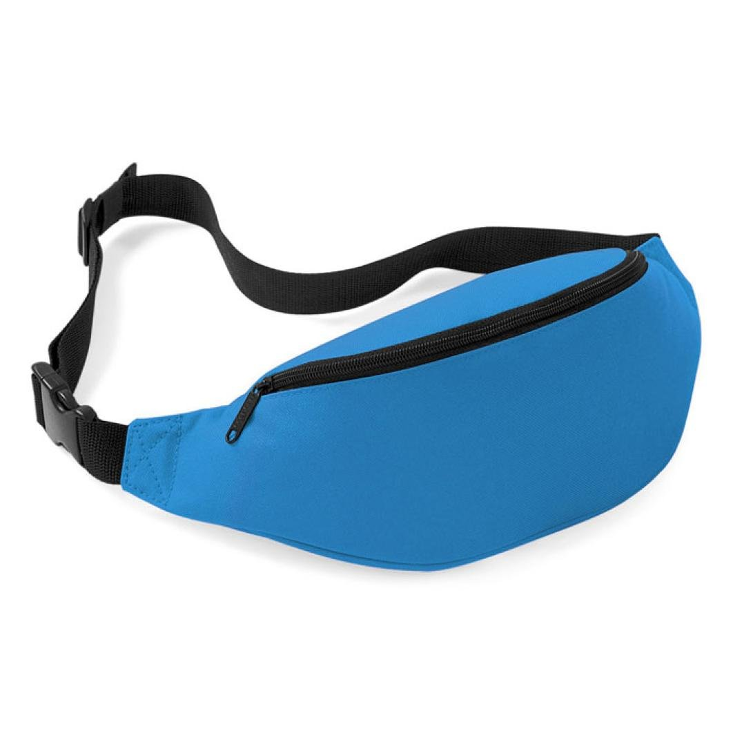 Waist Pack Bags - Unisex Fanny Packs Travel Shoulder Chest Bag Belly Waist Hip Packs Bumbags (F)