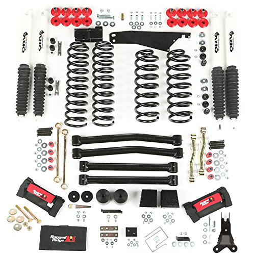 Orv Lift Kit - Rugged Ridge 18415.60 ORV 4