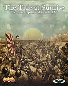 Strategic Wargame The Tide at Sunrise: The Russo-Japanese War, 1904-05: Amazon.es: Juguetes y juegos