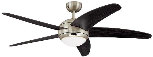 198 opinioni per Westinghouse 7255740, Ventilatore da soffitto Bendan