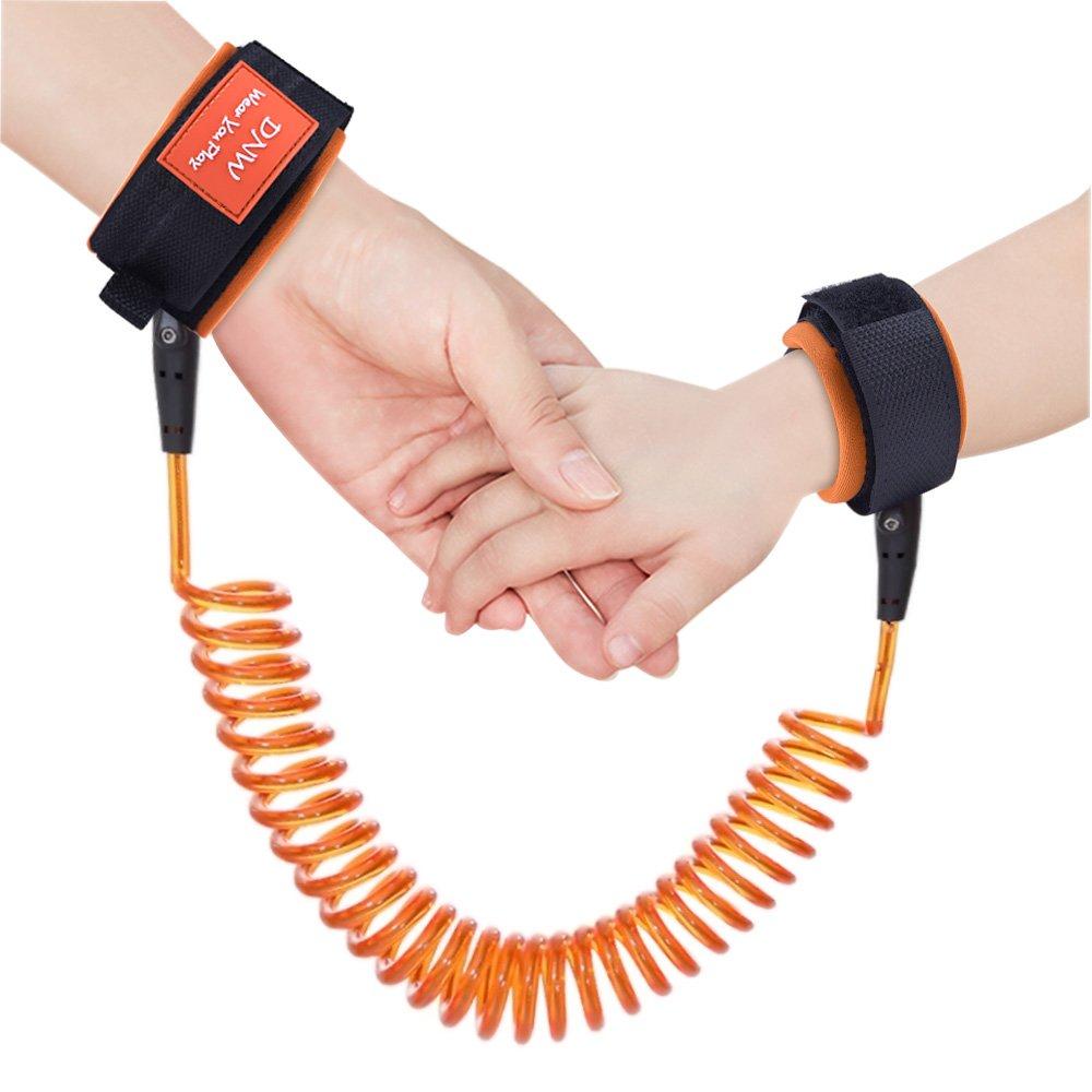 Austor Baby Child Anti Lost Wrist Link Safety Harness Strap Rope Leash Walking Hand Belt