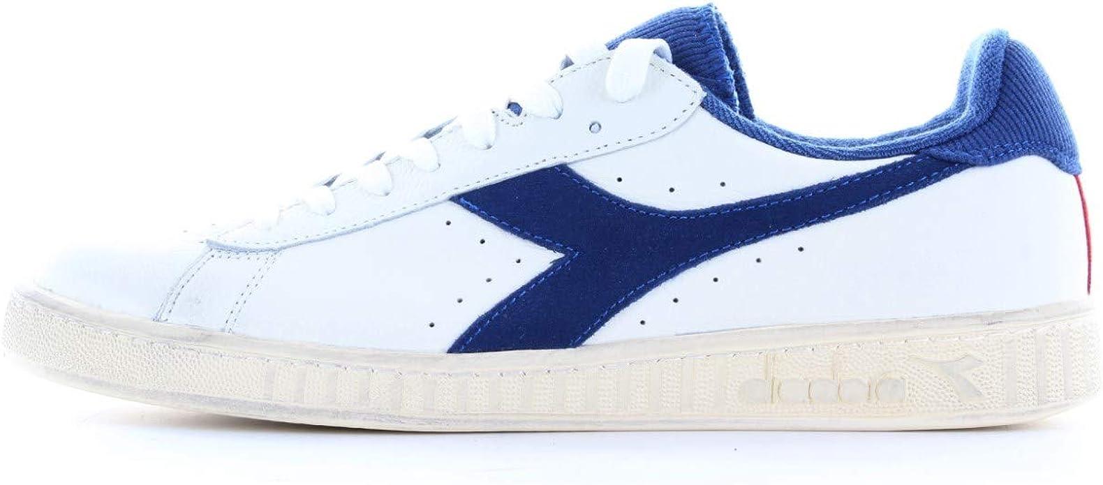 Diadora - Sneakers MI Basket Low Used