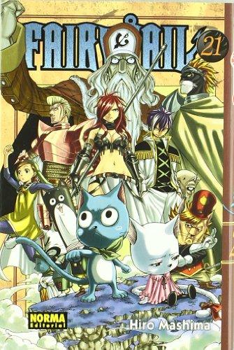 Descargar Libro Fairy Tail 21 Hiro Mashima