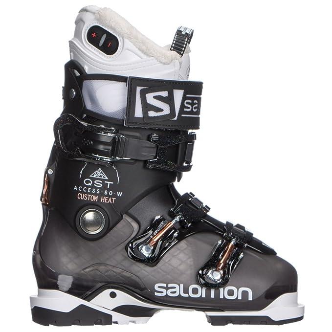 bdeee6f036 Amazon.com : Salomon QST Access Custom Heat Ski Boots Womens ...
