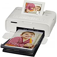 Canon 2235C003AA Selphy CP-1300 Compact Photo Printer, White