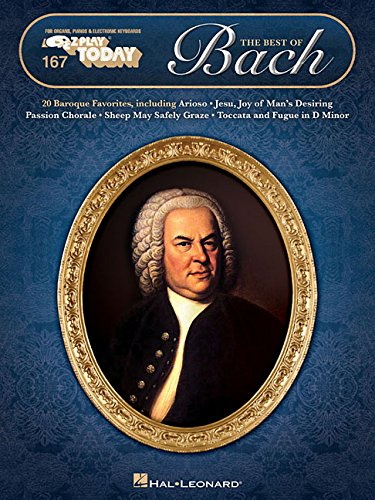 The Best of Bach: E-Z Play Today Volume 167 ()