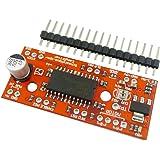 EasyWordMall ステッピングモータモジュール PCBボード A3967チップセットステッピングモータドライバArduino用