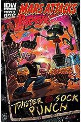 Mars Attacks Popeye Kindle Edition