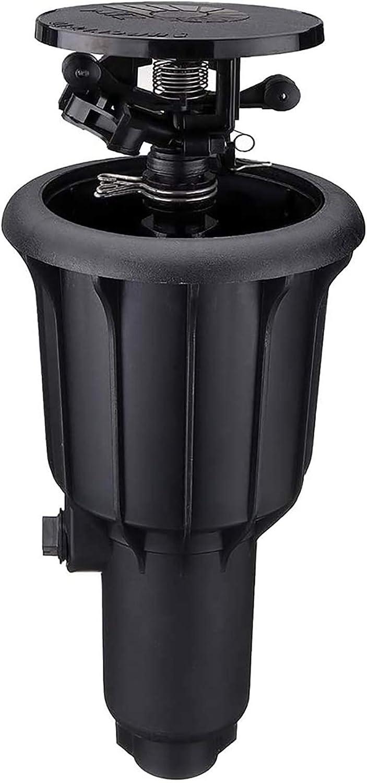 XLAHD Lawn Sprinkler for Even Watering,1//2 Inch 3//4 Inch Integrated Sprinkler High Water Pressure 360 Degrees Rotating Watering Pop-up Spray Head Sprinkler