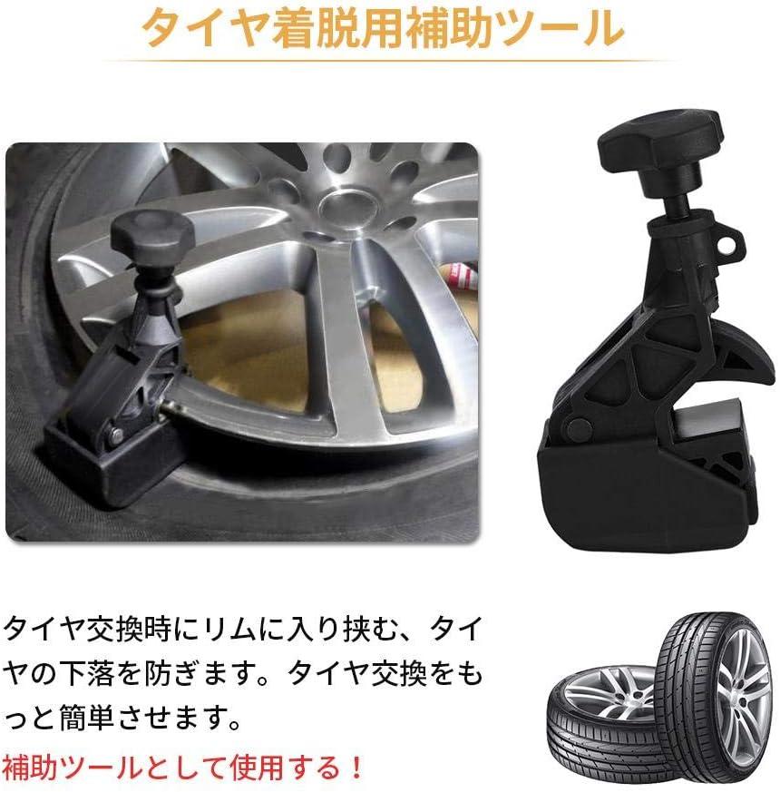 Car Tire Changer Clamp Nylon Reifen Changer Bead Clamp Drop Center Werkzeug Rim Clamp Schwere Maschine Auto
