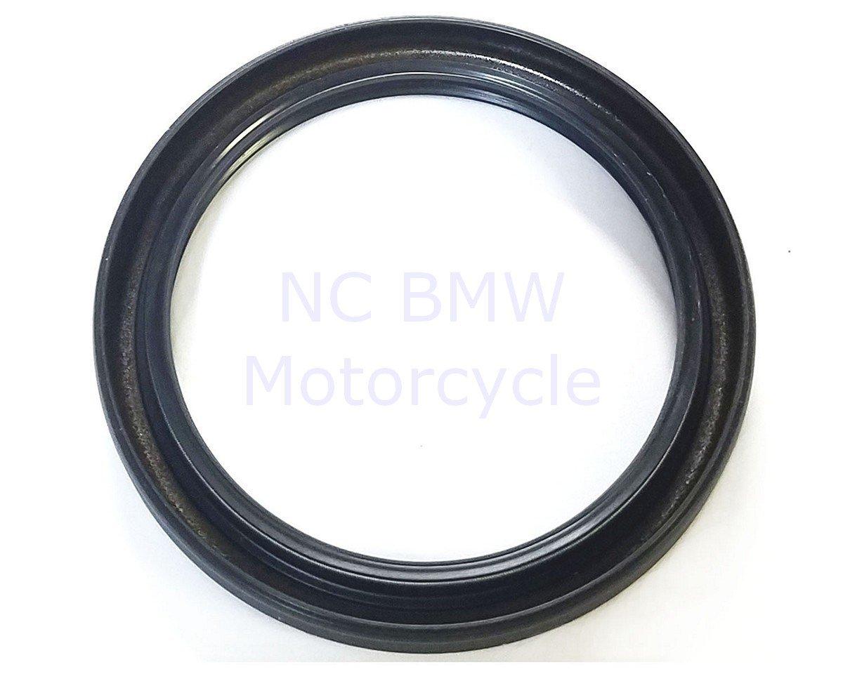 BMW Genuine Motorcycle Crown Wheel Bearing Shaft Seal 59.8X75X8 R nine T R1200GS R1200GS Adventure HP2 Enduro HP2 Megamoto R1200RT R900RT R1200R R1200ST HP2 Sport R1200S K1200S K1300S K1200R K1200R S
