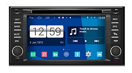 RoverOne Android 4 4 4 In Dash Car DVD GPS Navigation System