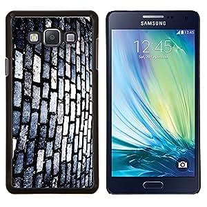"""Be-Star Único Patrón Plástico Duro Fundas Cover Cubre Hard Case Cover Para Samsung Galaxy A7 / SM-A700 ( Brick Street"""" )"""
