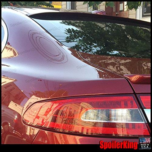 Jaguar XF Rear Window Roof Spoiler (700814235772) by Spoiler King