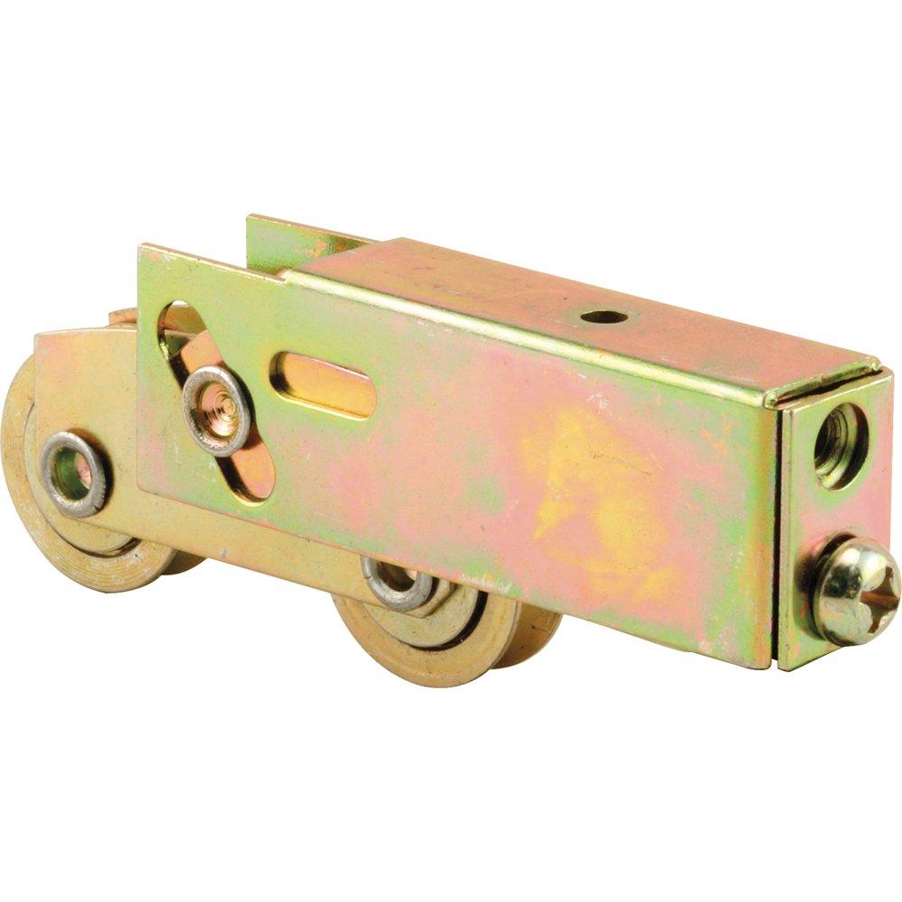 Slide-Co 134225 Sliding Door Tandem Roller Assembly, 1-Inch Steel Ball Bearing