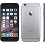Apple iPhone 6s Smartphone, 64 GB Space Gray.
